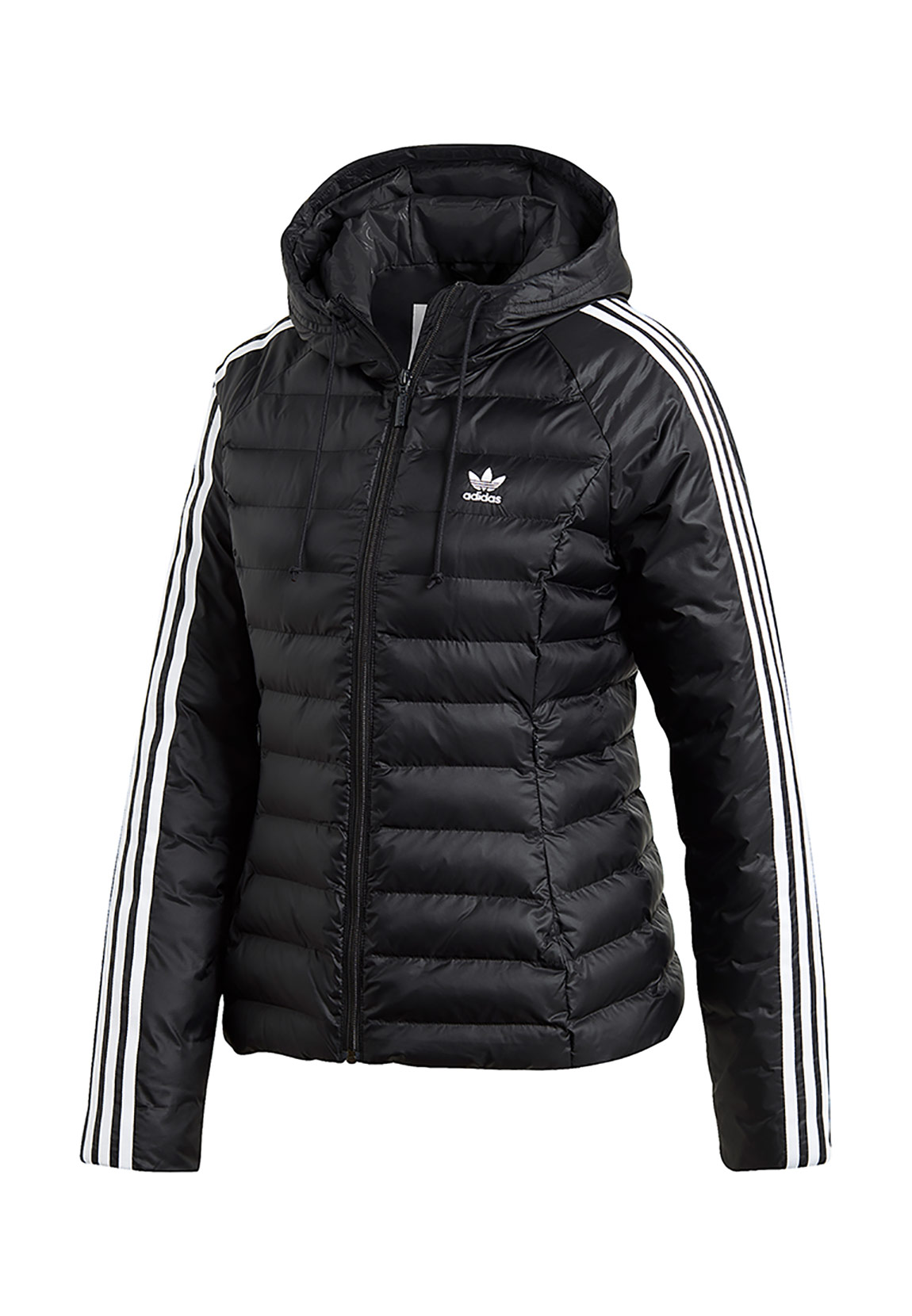 multiple colors uk store on sale Details zu Adidas Originals Jacke Damen SLIM JACKET ED4784 Schwarz