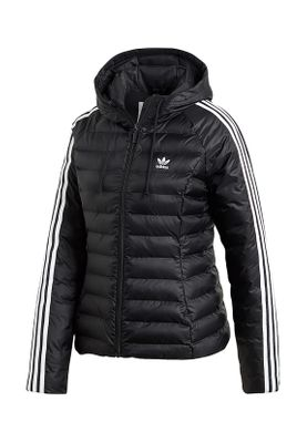 Details about Adidas Originals Jacket Ladies Slim Jacket ED4784 Black