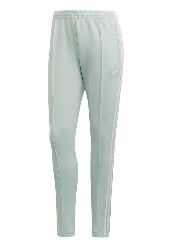 Adidas Originals Jogginghose Damen SST TP ED7572 Mintgrün Ansicht