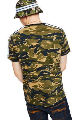 Ellesse T-Shirt Herren LIVENZA SHIRT Camouflage Camo – Bild 2