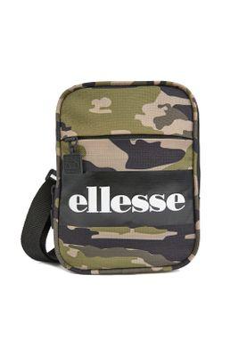 Ellesse Umhängetasche VARDAN SMALL ITEM BAG Camouflage Camo – Bild 0