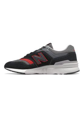 New Balance Sneaker Herren CM997HXW Dunkelgrau Grey Black  – Bild 1