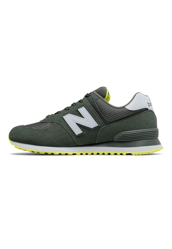New Balance Sneaker Herren ML574JFF Khaki JFF Green – Bild 1