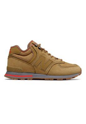 New Balance Sneaker Herren MH574REB Braun Reb Brown – Bild 0