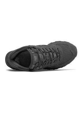 New Balance Sneaker Damen WH574BG Schwarz Black – Bild 2