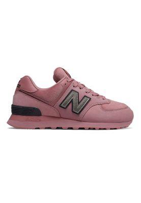 New Balance Sneaker Damen WL574LDJ Rosa Pink – Bild 0