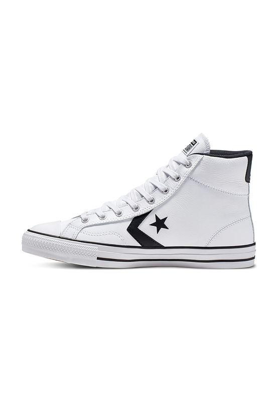 Converse Sneaker Herren STAR PLAYER HI 166227C Weiß – Bild 1