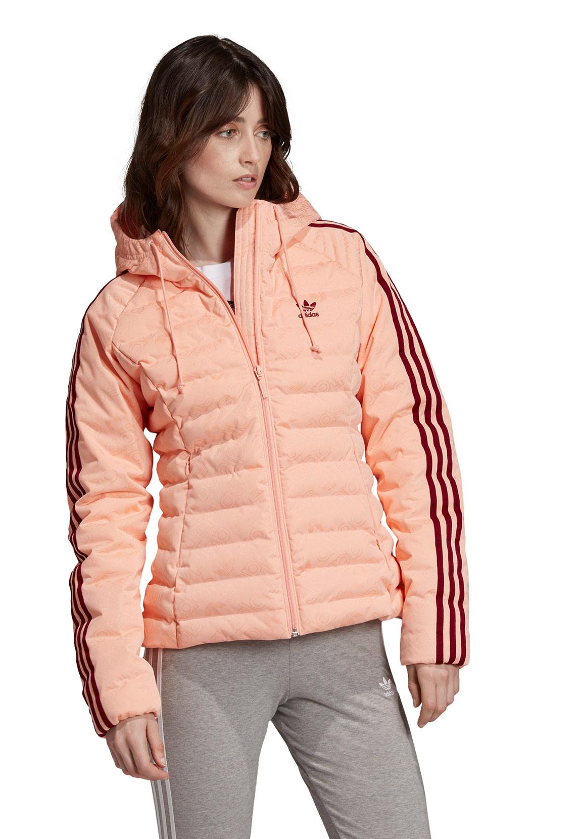 Jacket Slim Originals Jacke Ed4739 Rosa Adidas Damen ARL3q54j