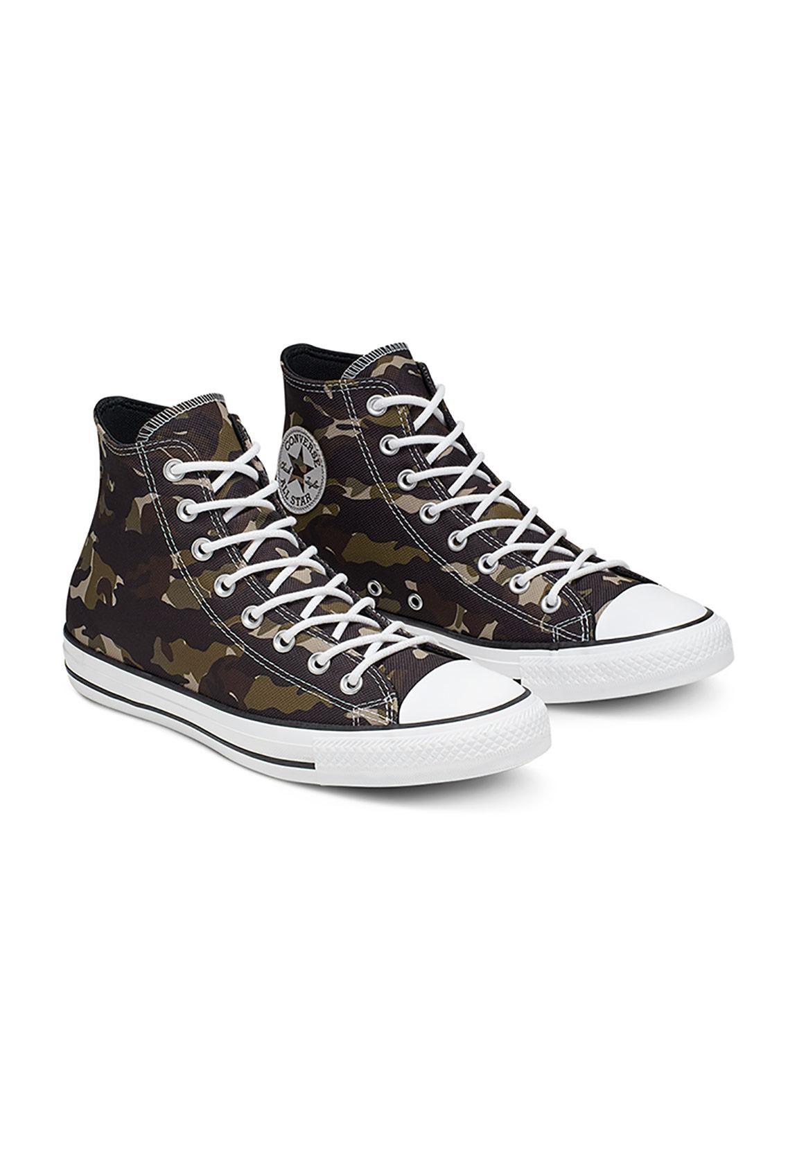 Details zu Converse Chucks CTAS HI 165915C Camouflage