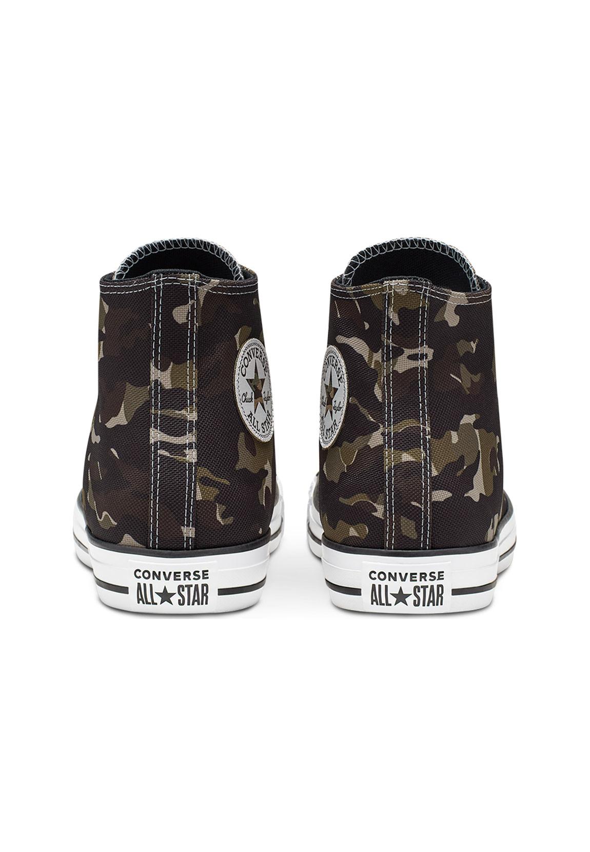 Converse Chucks CTAS HI 165915C Camouflage