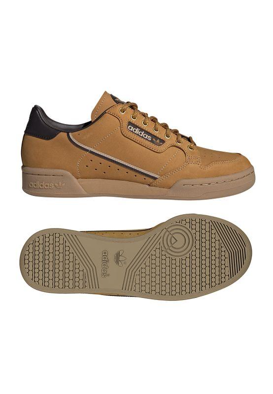 Adidas Originals Sneaker CONTINENTAL 80 EG3098 Braun Ansicht