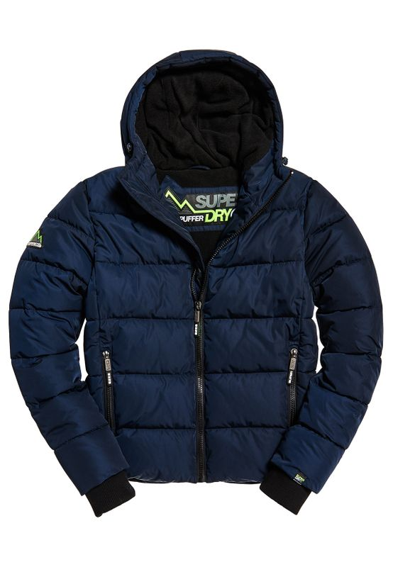Superdry Jacke Herren SPORTS PUFFER Ink Ansicht