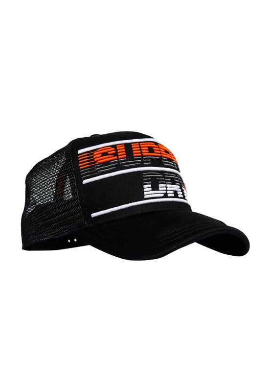 Superdry Trucker CREWER RACER CAP Black Ansicht