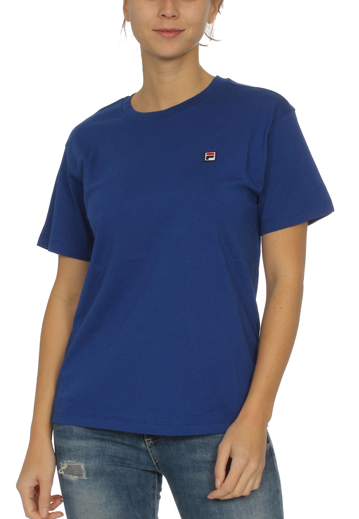 Fila T Shirt Damen WOMEN NOVA TEE 682319 Blau 949 Sodalite blue Royalblau