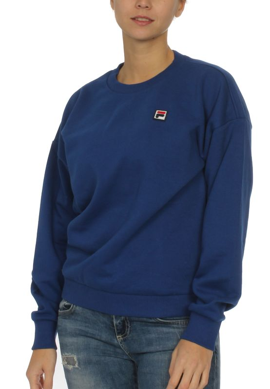 Fila Sweater Damen SUZANNA CREW SWEAT 687456 Blau 949 Sodalite Blue Royalblau Ansicht