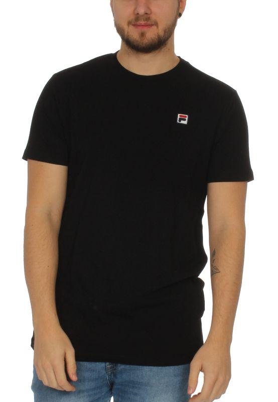 Fila T-Shirt Herren MEN SEAMUS TEE SS 682393 Schwarz 002 Black Ansicht