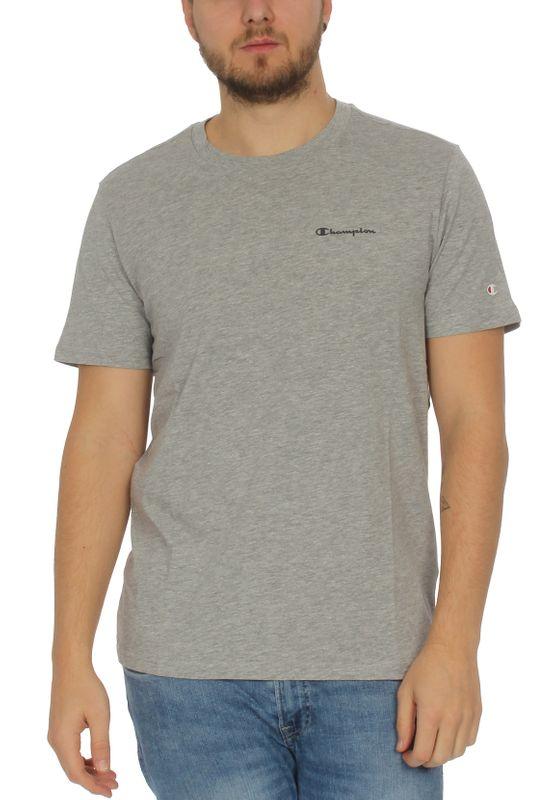 Champion T-Shirt Herren 213488 F19 EM006 OXGM Grau Ansicht