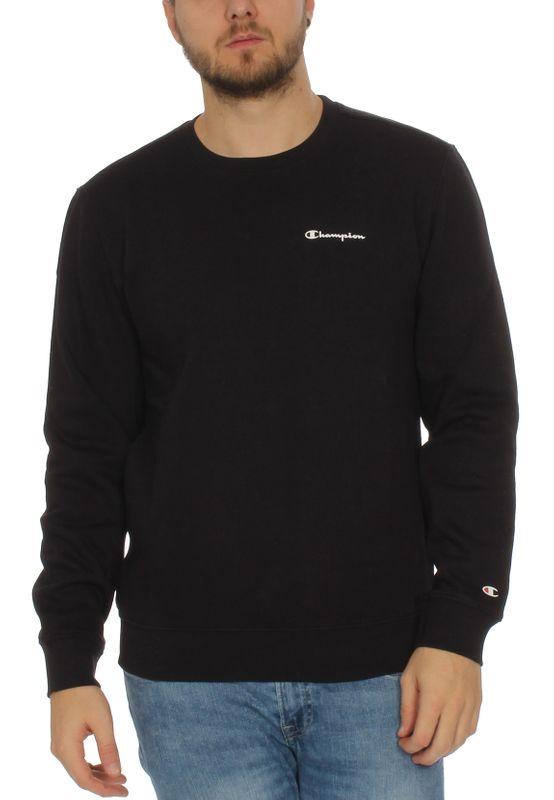 Champion Sweatshirt Herren 213484 F19 KK001 NBK Schwarz Ansicht