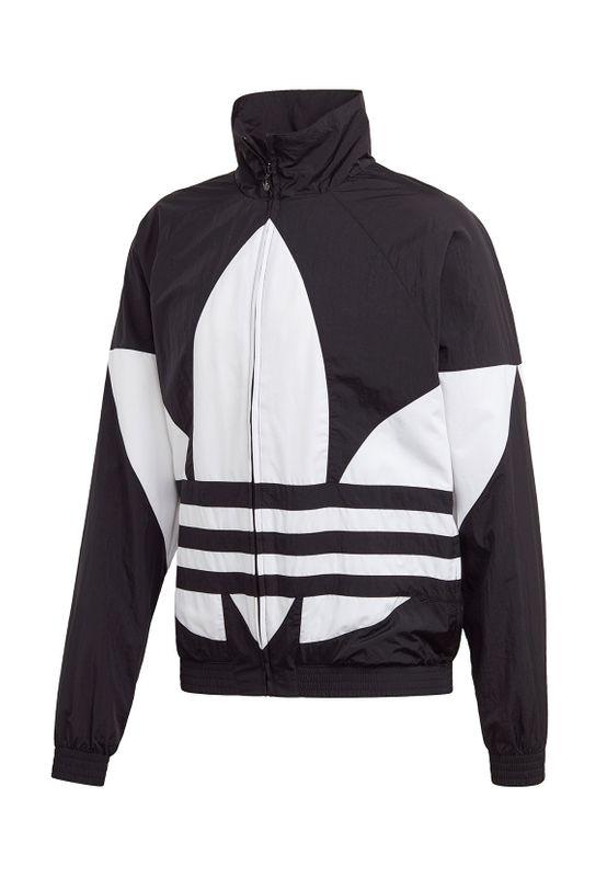 Adidas Originals Jacke Herren BG TREFOIL TT FM9892 Schwarz Ansicht