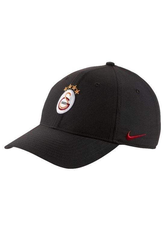 Nike Dri-FIT Galatasaray Legacy91 Kinder Cap BV6446-010 Schwarz Ansicht