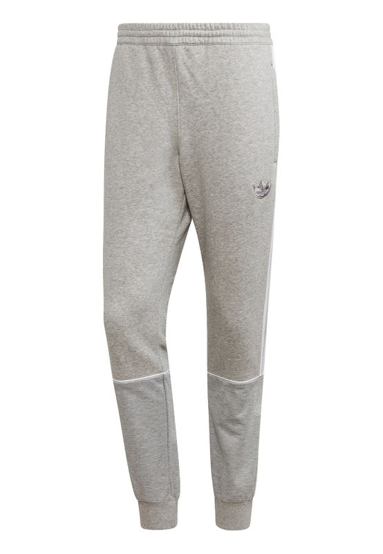 Adidas Originals Jogginghose Herren OUTLINE SP FLC FM3916 Grau Ansicht