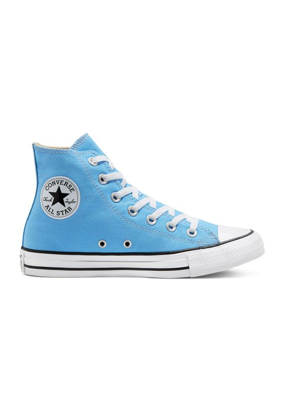 Converse Chucks CTAS HI 166706C Blau Ansicht