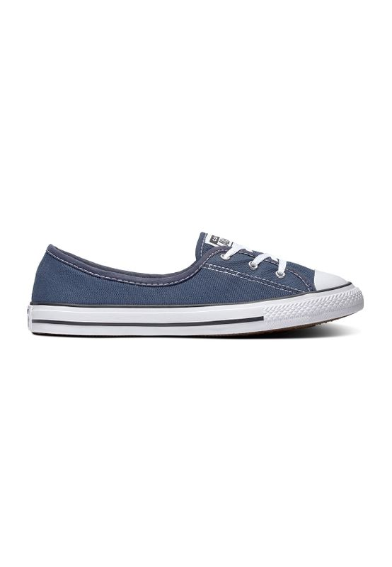 Converse Chucks CT AS BALLET LACE SLIP 566776C Blau Ansicht