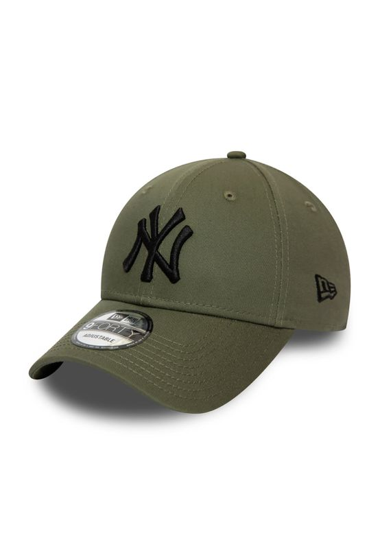 New Era Essential 9Forty Adjustable Cap NY YANKEES Khaki Ansicht