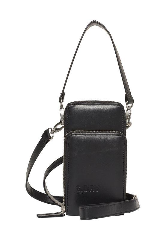 Superdry Damen Tasche VALLEY CROSSBODY CROSSBODY Black Ansicht
