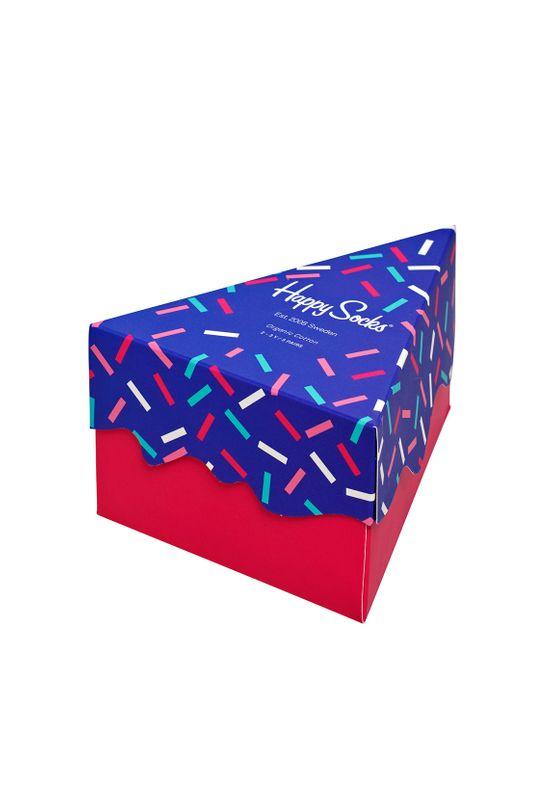 Happy Socks Geschenkbox HAPPY BIRTHDAY PLAYING GIFT BOX XBDC08-0100 Mehrfarbig Ansicht