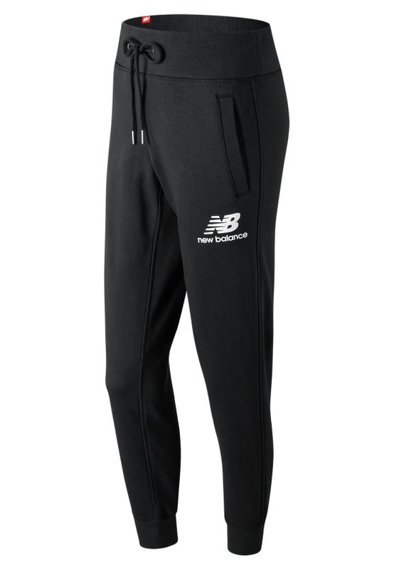 New Balance Damen Jogginghose ESSE FT SWEATPANT WP91545 Black Ansicht