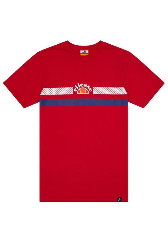 Ellesse T-Shirt Herren LORI TEE Rot Red  Ansicht