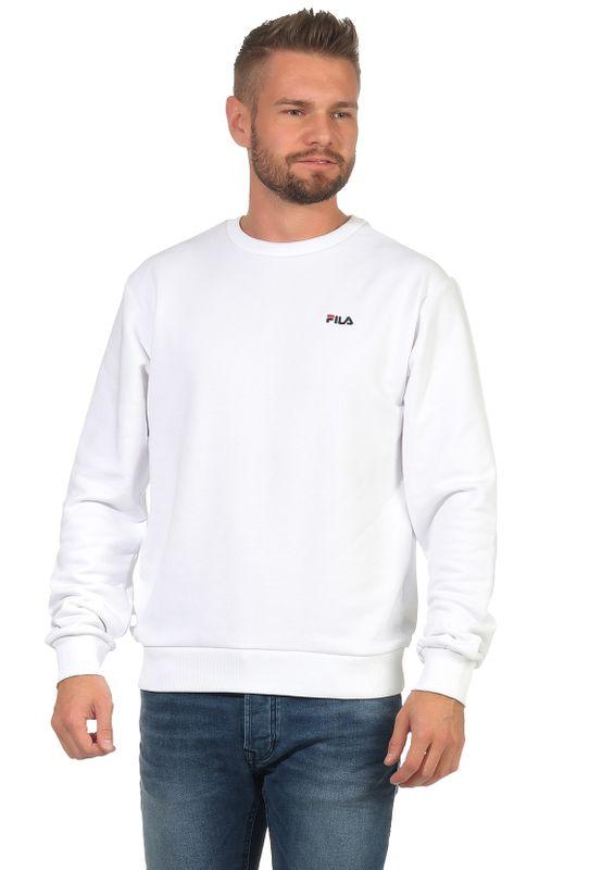 Fila Sweater Herren EFIM CREW SWEAT 688164 Weiss M67 Bright White Ansicht