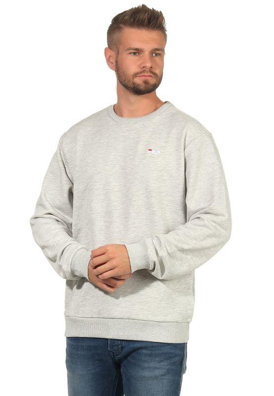 Fila Sweater Herren EFIM CREW SWEAT 688164 Grau B13 Light Grey Ansicht