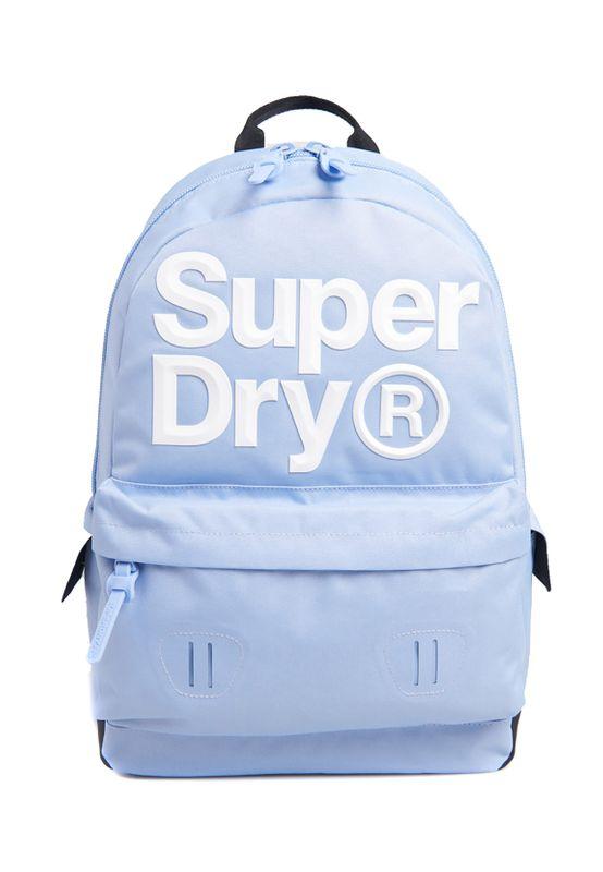 Superdry Rucksack EDGE MONTANA Pastel Blue Ansicht