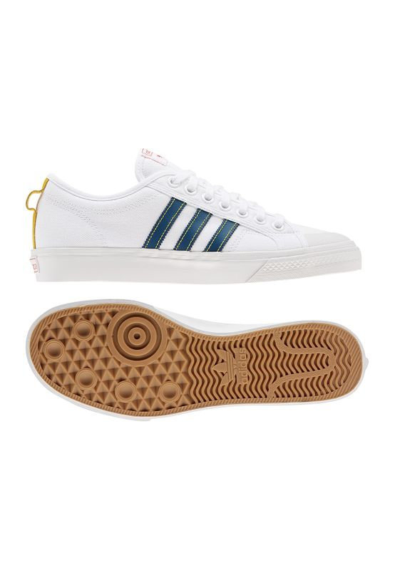 Adidas Originals Sneaker NIZZA EF5705 Weiss Ansicht