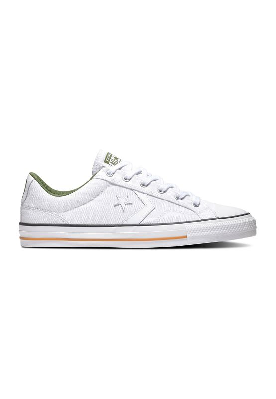 Converse Chucks STAR PLAYER OX 167671C Weiß Ansicht
