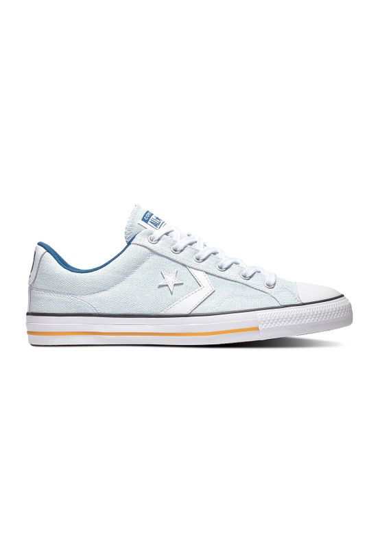 Converse Chucks STAR PLAYER OX 167672C Hellblau Ansicht