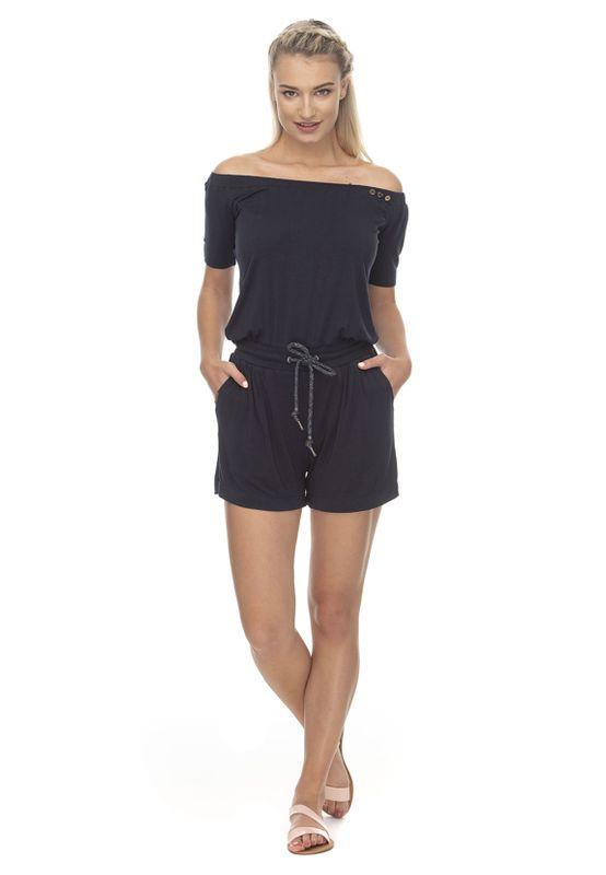 Ragwear Jumpsuit Damen GILIT 2011-75003 Dunkelblau Navy 2028 Ansicht