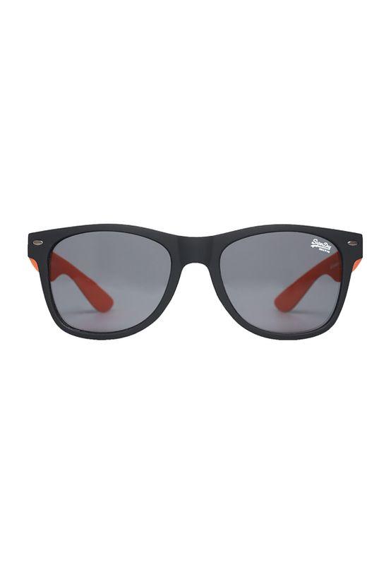 Superdry Sonnenbrille Herren SDR NEWFARE Rubberised Black Ansicht