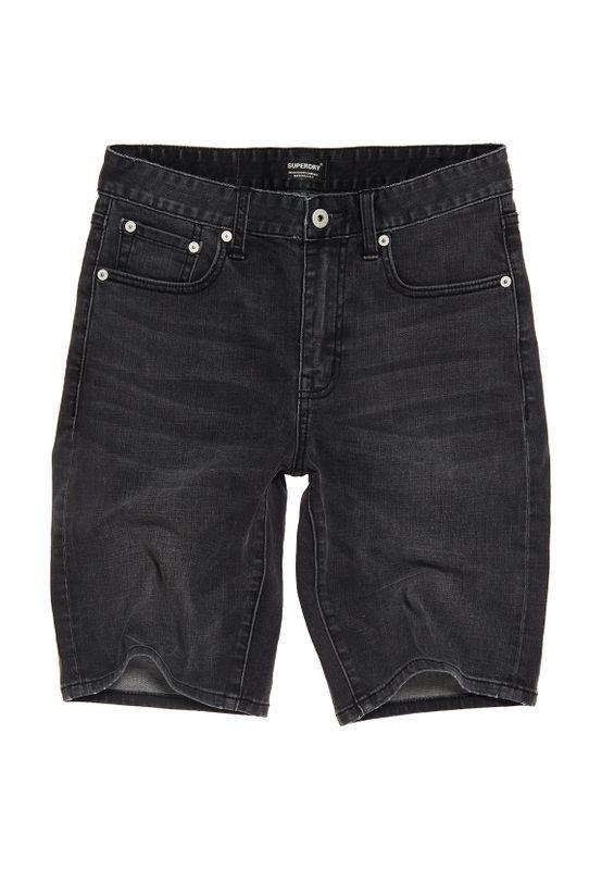 Superdry Shorts Herren TYLER SLIM SHORT Canyon Vintage Black Ansicht