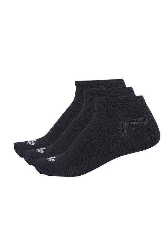Adidas Originals Socken Dreierpack TREFOIL LINER S20274 Schwarz Ansicht