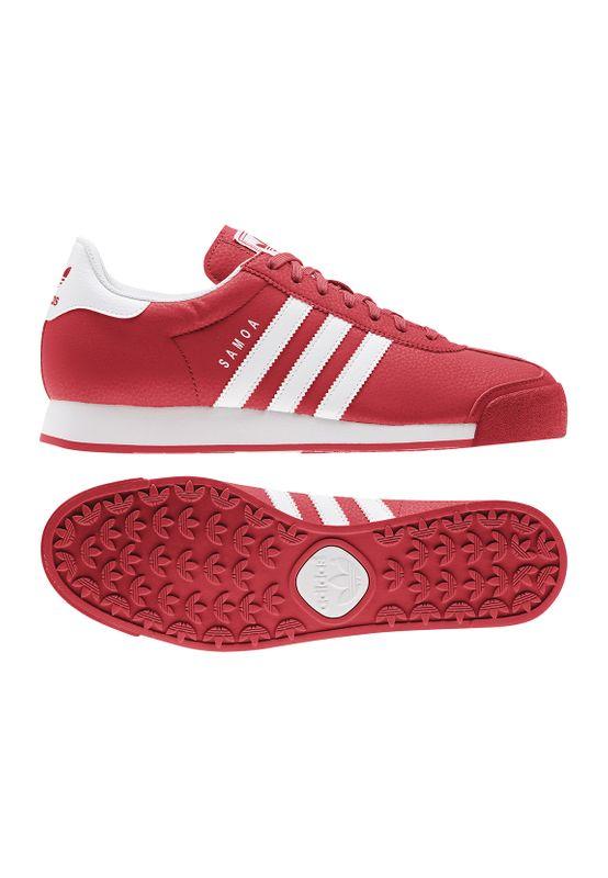 Adidas Originals Sneaker SAMOA EG6087 Rot Ansicht