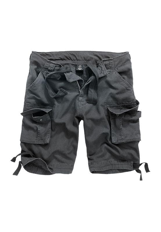 Brandit Shorts URBAN LEGEND CARGO SHORTS BD2012 Charcoal Ansicht