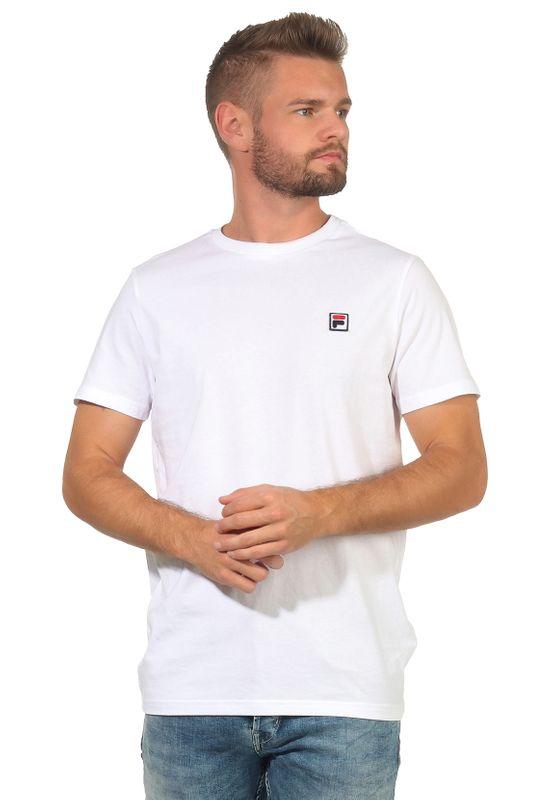 Fila T-Shirt Herren MEN SEAMUS TEE SS 682393 Weiss M67 Bright White Ansicht