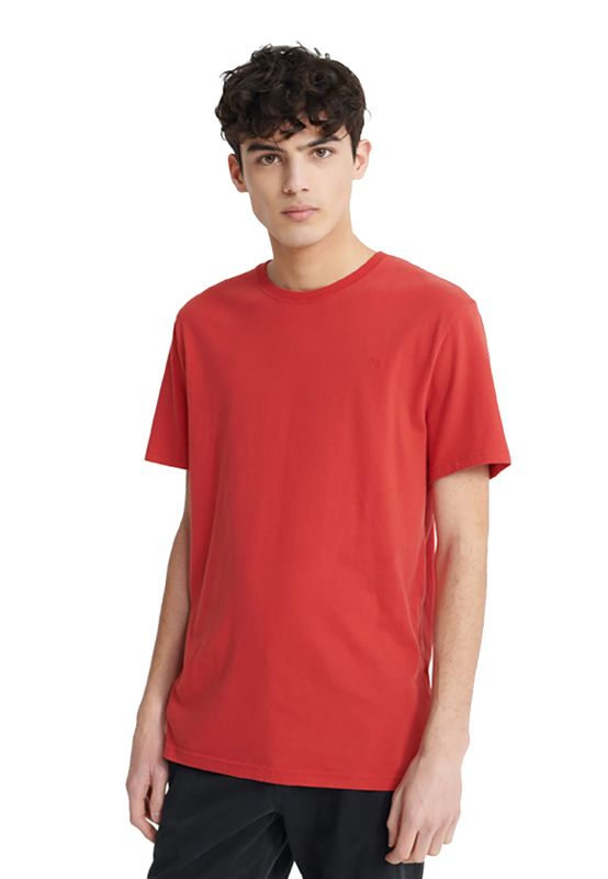 Superdry T-Shirt Herren EDIT LITE JERSEY TEE Yacht Club Red Ansicht