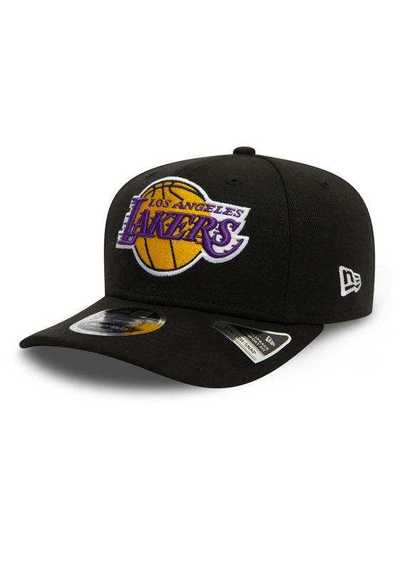 New Era Stretch Snap 9Fifty Snapback Cap LA LAKERS Mehrfarbig Ansicht