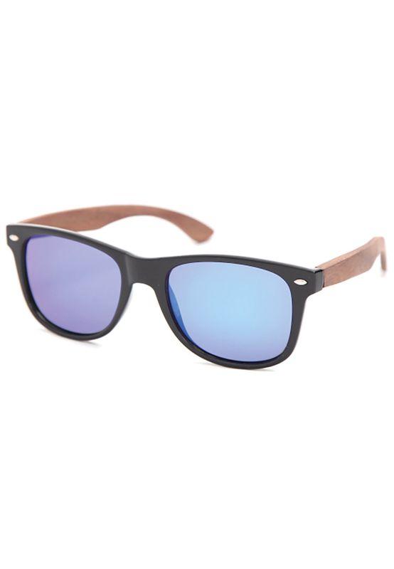C3 Eye Protect Sonnenbrille MIAMI Black Blue Ansicht