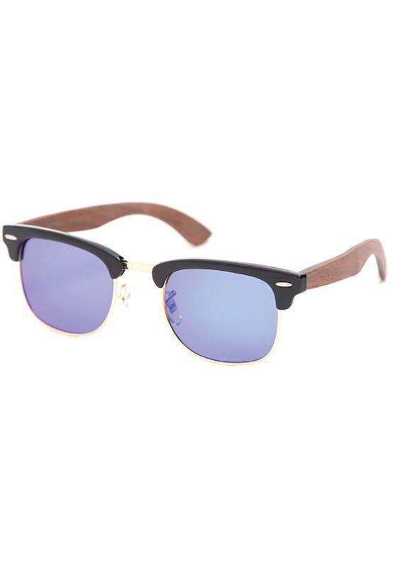 C3 Eye Protect Sonnenbrille GOA Black Gold Blue Ansicht