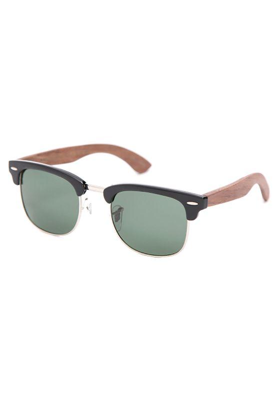 C3 Eye Protect Sonnenbrille GOA Black Silver Green Ansicht